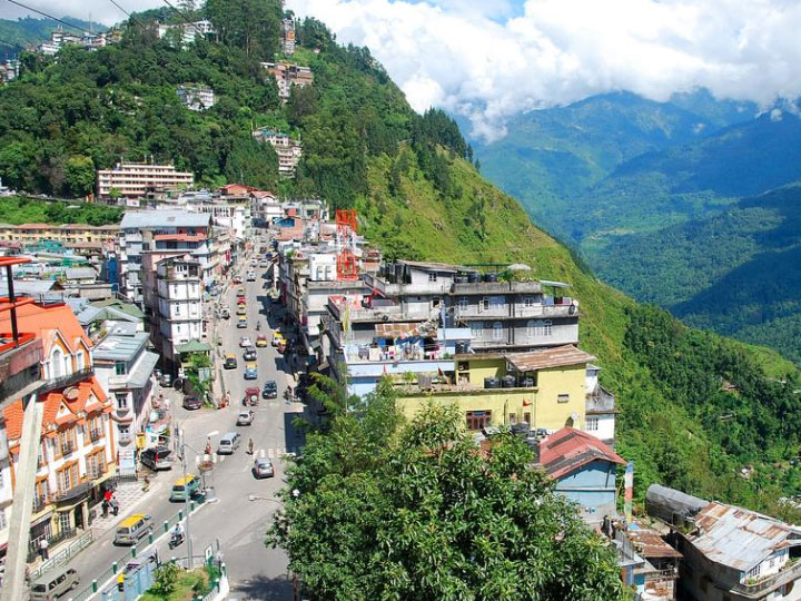 A Week in Darjeeling Sikkim