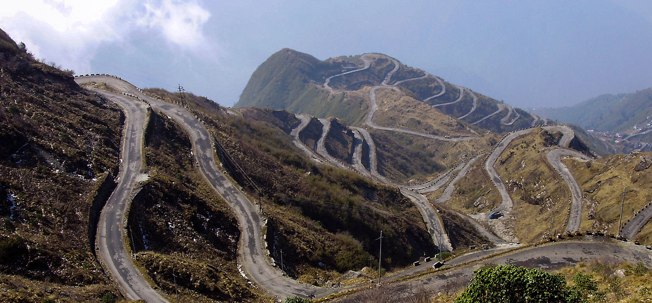 Scenic Indian Roads